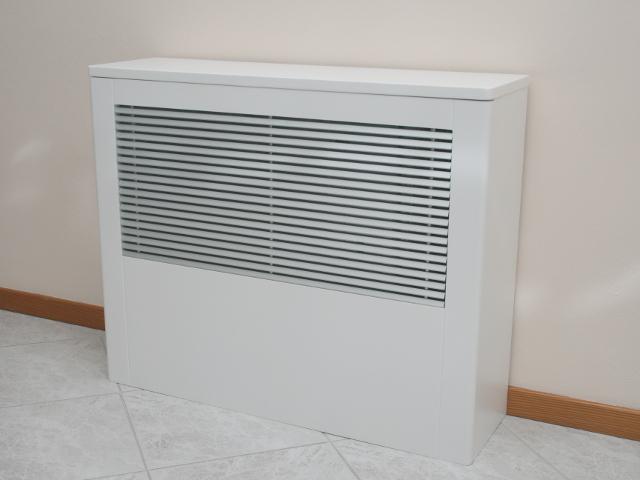 deumidificatore impianto radiante