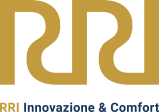 RRI Climatizzazione Radiante Logo